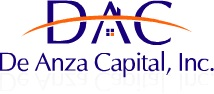 De Anza Capital, Inc. Logo